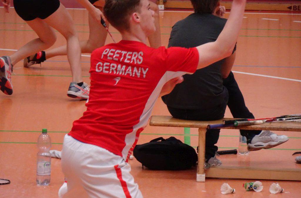 Südostdeutsche Badmintonmeisterschaft in Leipzig