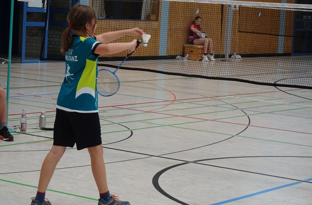 Start der Turniersaison mit der E-Rangliste in Schwenningen und vielen Pokalen