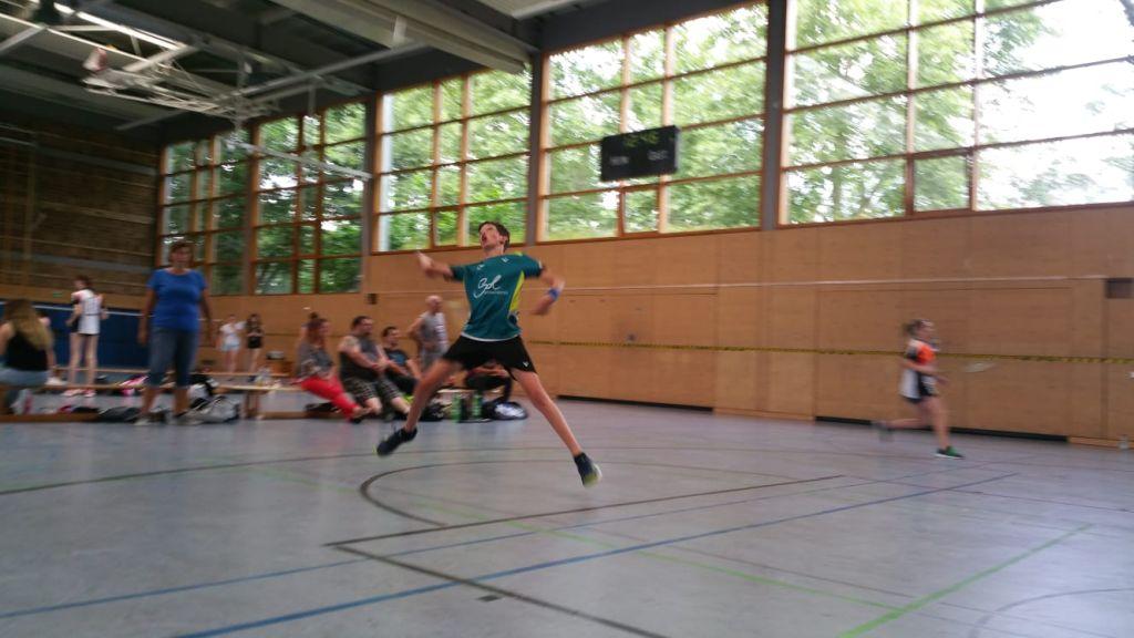 Konstanzer Jugendliche fahren mit Tatendrang in die Nachbarregion zum Perspektivturnier und gewinnen promt!