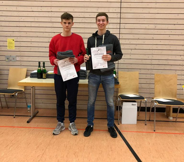 Konstanzer Erfolge bei der Südostdeutschen Badmintonmeisterschaft der Junioren U22