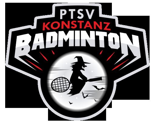 Logo PTSV Konstanz Badminton