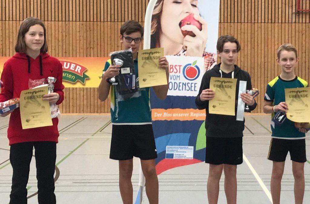 Luis holt den Turniersieg beim D-RLT in Friedrichshafen