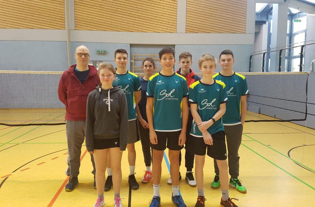 Mannschaftsmeisterschaft in Schorndorf